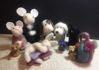 Felted Family