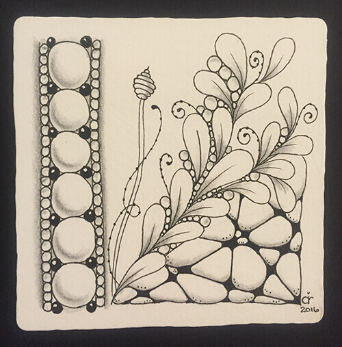 Beyond Zentangle® Basics Class, Cari Camarra, CZT