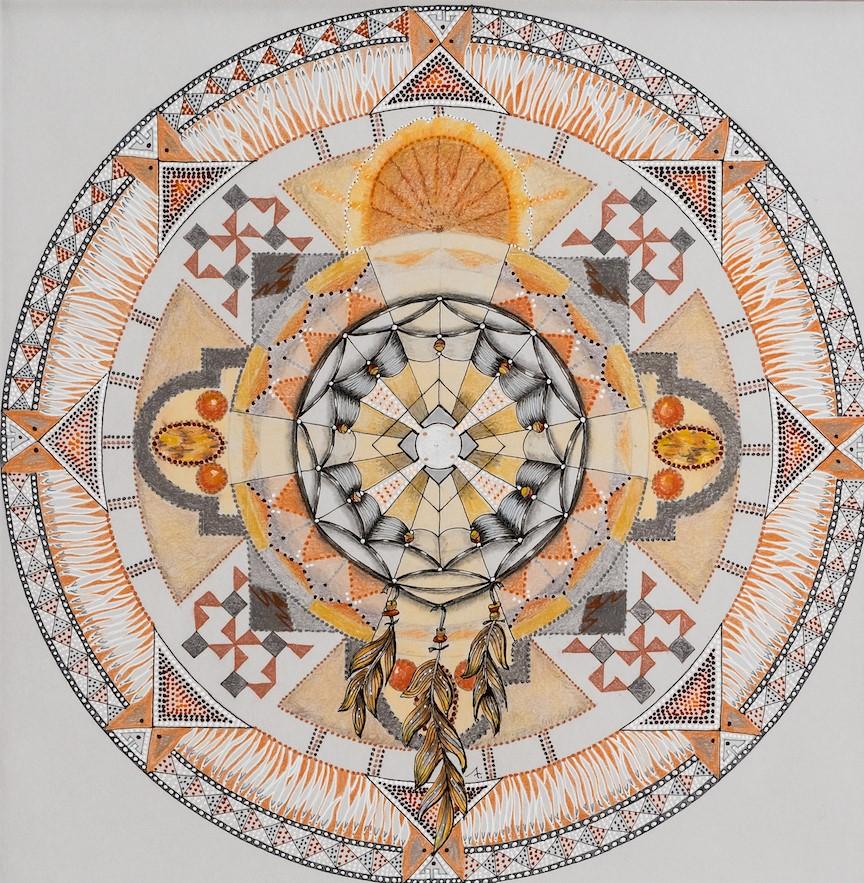 Santa Fe Mandala